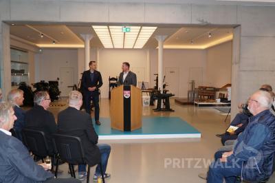 Fotoalbum Tag des offenen Denkmals in der Museumsfabrik Pritzwalk