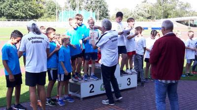 Fotoalbum Leichtathletikfinale - PLATZ 2