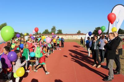 Fotoalbum 10. Kinder- und Jugendsportfest