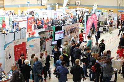 Fotoalbum Jobstartmesse 2019 in Wittstock/Dosse