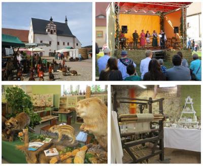 Fotoalbum Kloster- und Erntedankfest 14./15 September 2019