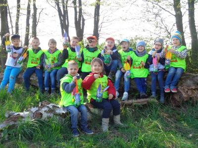 Fotoalbum Eine aufregende und ereignisreiche Osterzeit in der Kita Schlumpfhausen