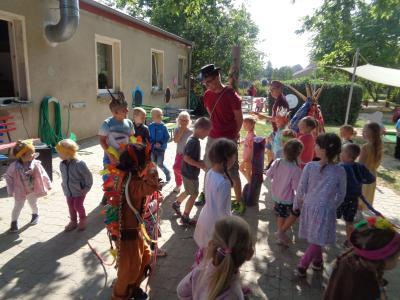 Fotoalbum Erstes Indianerfest bei den Schlümpfen in Casekow