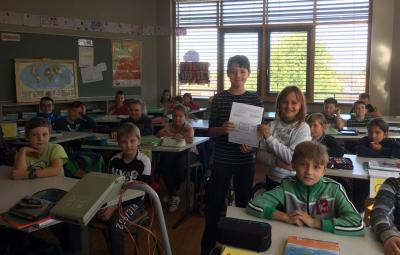 Fotoalbum Grimmelshausenschule fürs Klima