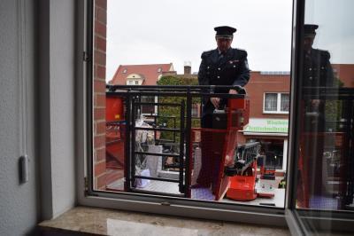 Fotoalbum Feuerwehr gratuliert zum Geburtstag