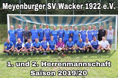 Fotoalbum MSV Wacker Meyenburg