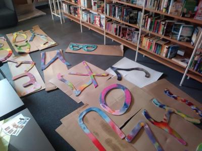 Fotoalbum BONA Stadtbibliothek - Großer Zulauf zum Rolandfest