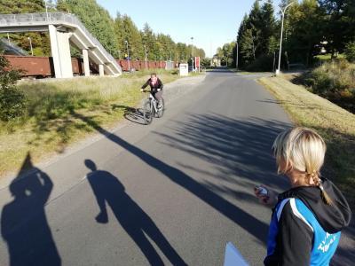 Fotoalbum Abnahme des Deuschen Sportabzeichens für Erwachsene