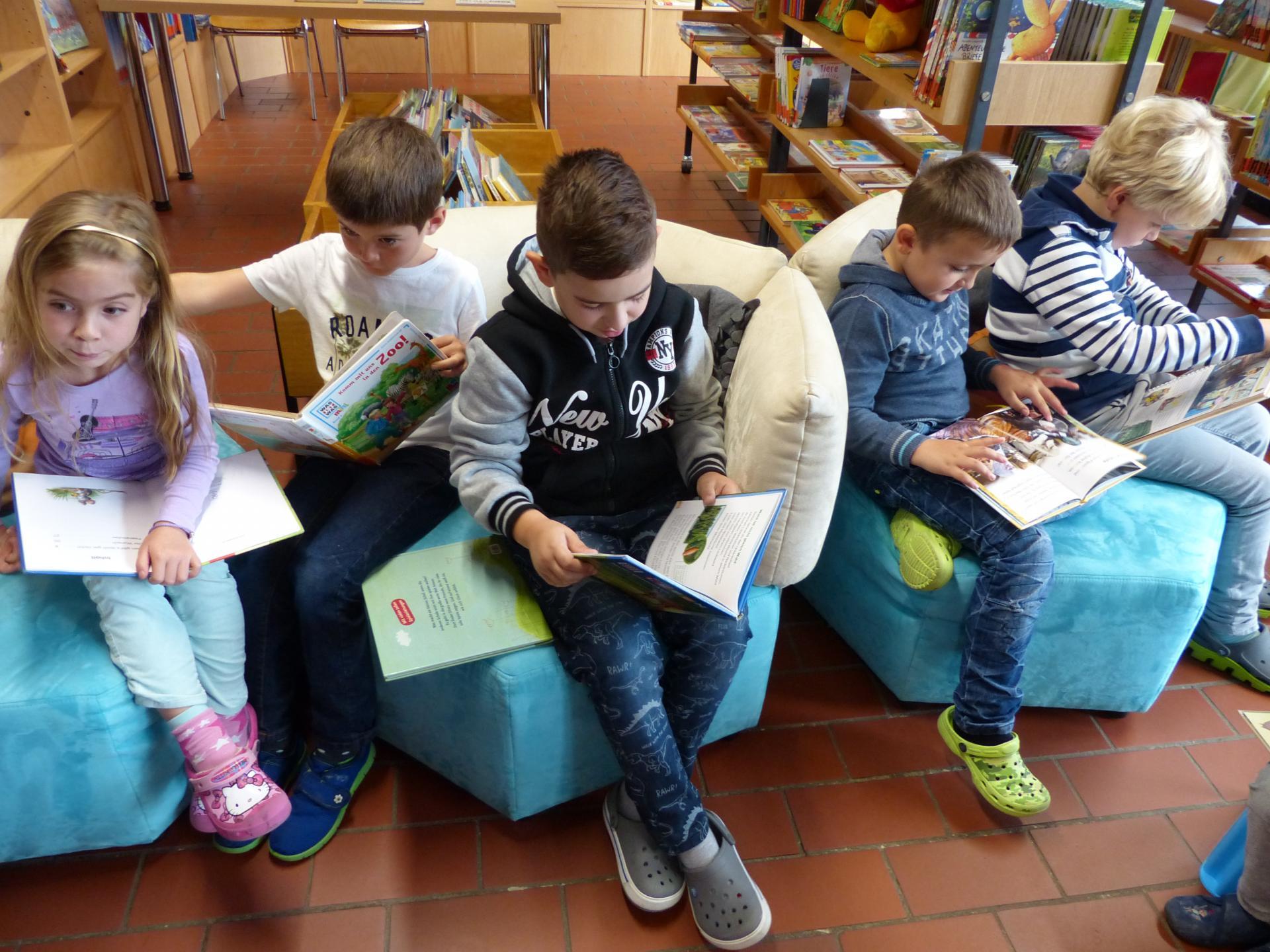 Gemeinde Flieden - Pfarr- und Gemeindebücherei Flieden