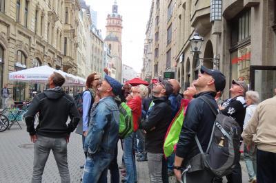 Fotoalbum Ausflug ins Blaue - Die AH entdecken Leipzig