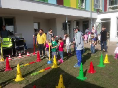 Fotoalbum Flinki-Familienfest in der Kita