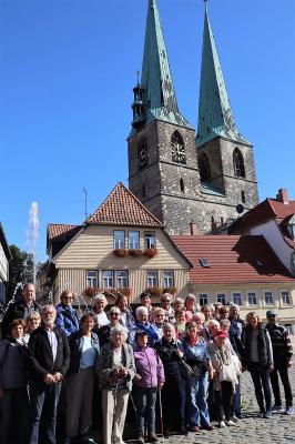 Fotoalbum Wochenende in Quedlinburg zum 25 jährigen Chorjubiläum