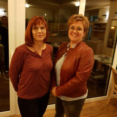 Fotoalbum neuer Vorstand bei der Märkischen Friseurinnung
