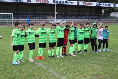 Fotoalbum Kreispokal TVD-E1 vs. ASV W´tal Achtelfinale am 24.09.2019