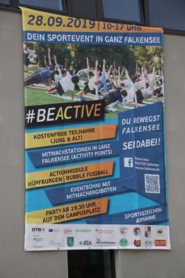 Fotoalbum #BEACTIVE 2019 - Falkensee bewegt sich