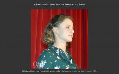 Fotoalbum Eröffnungsabend 10 Jahre IGS Marienhafe-Moorhusen