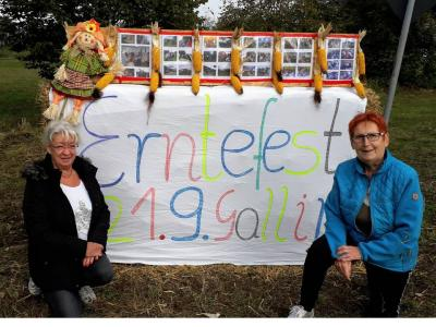 Fotoalbum Erntefest in Gallin 2019