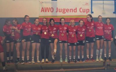 Fotoalbum AWO Jugendhandball Cup 2019 – gelungener Auftakt für das neue Jugendwerk