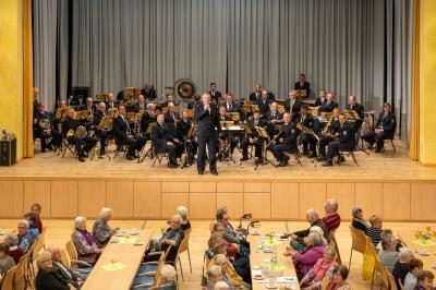 Fotoalbum Präventionsveranstaltung der Polizei Brandenburg für Senioren