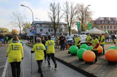 Foto des Albums: Der 16. Teltowkanal-Halbmarathon (11.11.2019)