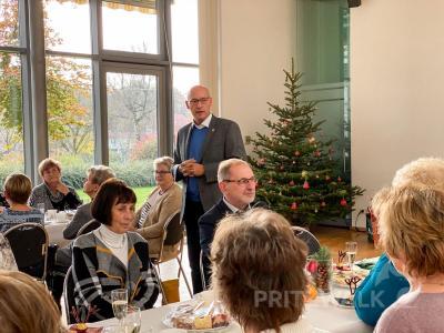 Fotoalbum Weihnachtsfeier für ehemalige Mitarbeiter