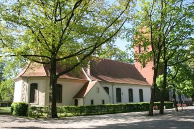 Fotoalbum Evangelische Kirche Meyenburg + Turm
