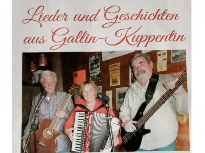 Fotoalbum Lieder und Geschichten aus und in Kuppentin