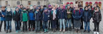 Fotoalbum Fahrt nach Dresden der 4. Klassen