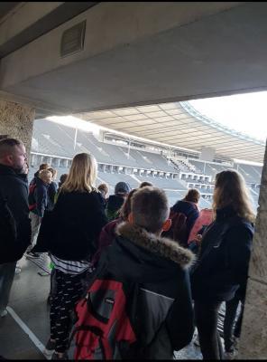 Fotoalbum Wandertag ins Stadion von Herta BSC