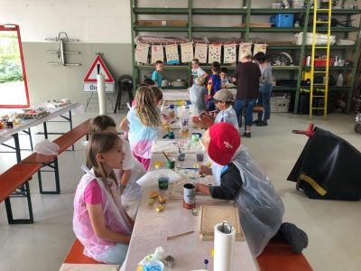 Fotoalbum Ferienprogramm 2019 - Rund um die Kartoffel