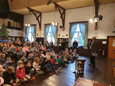 Fotoalbum Preisverleihung Vorlesewettbewerb 2019