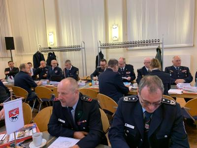 Fotoalbum Delegiertenversammlung des Landesfeuerwehrverbandes Brandenburg e.V.