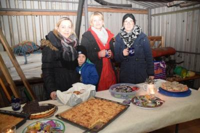 Fotoalbum erstes Lichterfest in Deregnthin