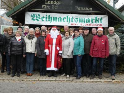 Fotoalbum 9. Neuendorfer Weihnachtsmarkt