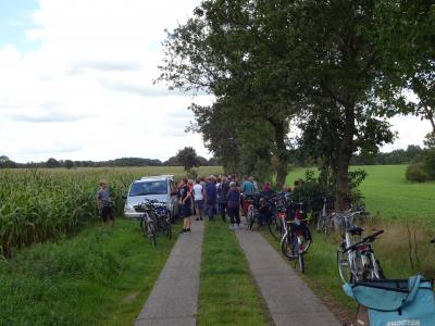 Fotoalbum Festmokers Fahrradtour