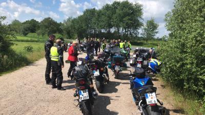 Fotoalbum Motorrad zufallstreffen HuR