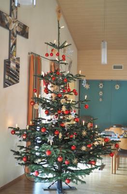 Fotoalbum Adventsfeier der Pfarrgemeinde Weinberg