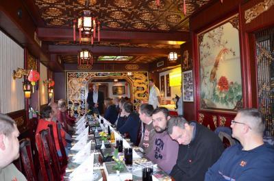 Fotoalbum Weihnachtsessen im Chinarestaurant