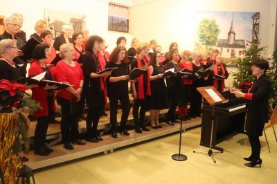 "Fotoalbum Adventskonzert des Frauenchores ""Cantabile"" Kraftsolms"