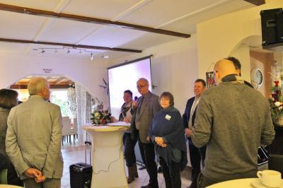 Fotoalbum Eröffnung Ausstellung an der Helme-Talsperre