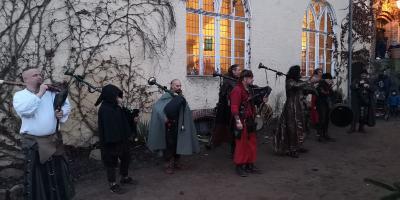 Fotoalbum Weihnachtsmarkt auf der Plattenburg