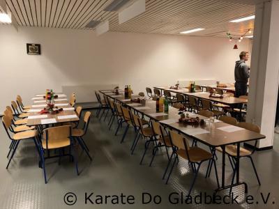 Fotoalbum Weihnachtsfeier im Karate Do Gladbeck 2019