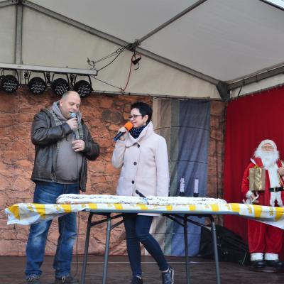 Fotoalbum Eröffnung des Perleberger Weihanchtsmarktes