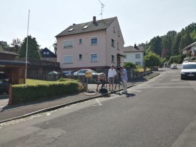 Fotoalbum SWR Hierzuland in Schiesheim