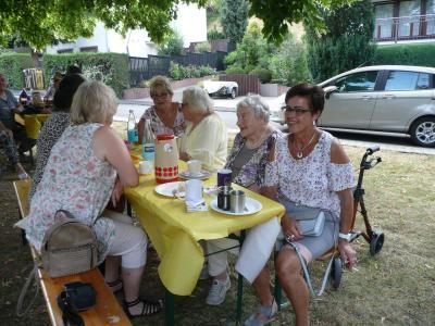 Fotoalbum Sommerfest des SFV