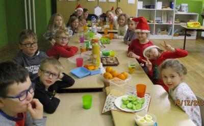 Fotoalbum Gesundes Frühstück in der Klasse 2a