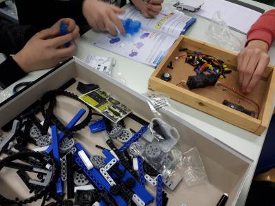 Fotoalbum Technik die begeistert-unsere kleinen Ingenieure unterwegs