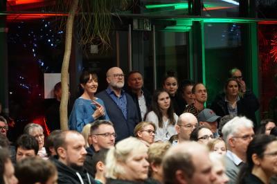 Fotoalbum Grimmelshausenschule in vorweihnachtlicher Stimmung - Konzert zu  Gunsten des Fördervereins