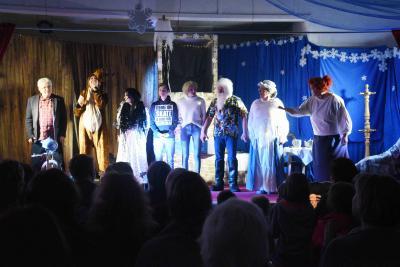 Fotoalbum Dorftheater Sagenhaft in Kletzke