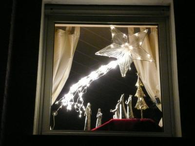 Fotoalbum 4. Adventsfenster